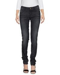 Gucci | Gray Denim Pants | Lyst