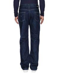 Seventy - Blue Denim Pants for Men - Lyst