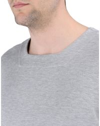 Rad By Rad Hourani - Gray Sweatshirt for Men - Lyst