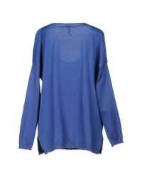 Care Of You - Blue Jumper - Lyst