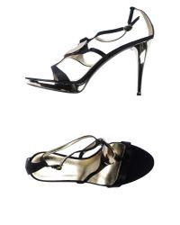 Nine West - Black Sandals - Lyst