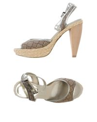 Nine West | Natural Espadrilles | Lyst