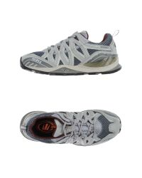 Tecnica - Gray Low-tops & Sneakers - Lyst