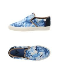 Le Coq Sportif - Blue Low-tops & Sneakers - Lyst