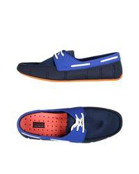 Swims   Blue Loafer for Men   Lyst