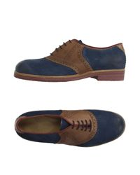 Mr. Wolf | Gray Lace-up Shoe for Men | Lyst