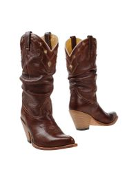 Sendra | Brown Ankle Boots | Lyst