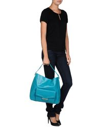 Studio Pollini - Blue Handbag - Lyst