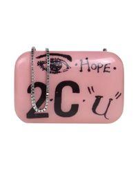 Carven - Pink Cross-body Bag - Lyst