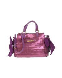 Juicy Couture | Purple Handbag | Lyst