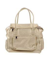 Schumacher - Natural Handbag - Lyst