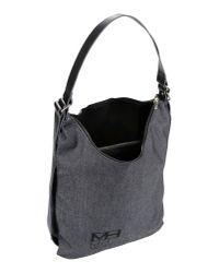 Mh Way - Purple Handbag - Lyst