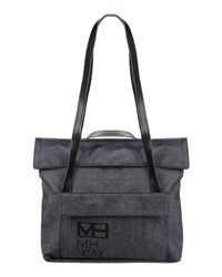 Mh Way - Blue Shoulder Bag - Lyst
