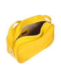 Gherardini - Yellow Cross-body Bag - Lyst