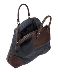Eleventy - Black Cross-body Bag for Men - Lyst