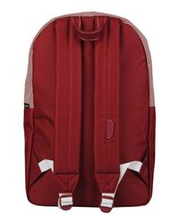 Herschel Supply Co. - Red Backpacks & Fanny Packs - Lyst