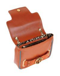 Just Cavalli - Orange Cross-body Bag - Lyst