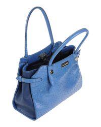 Valentino - Blue Handbag - Lyst