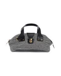 Pinko | Black Handbag | Lyst