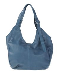 J&C JACKYCELINE - Blue Shoulder Bag - Lyst