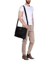 Dolce & Gabbana - Black Messenger Bag for Men - Lyst