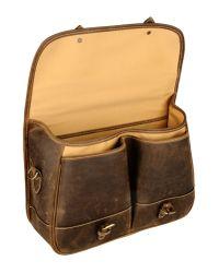 Tusting - Brown Handbag for Men - Lyst