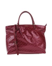 Gherardini - Red Handbag - Lyst