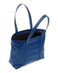 Gherardini - Blue Shoulder Bag - Lyst
