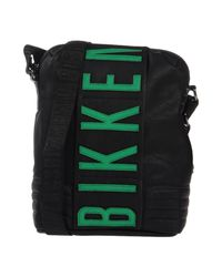 Bikkembergs - Black Cross-body Bag for Men - Lyst
