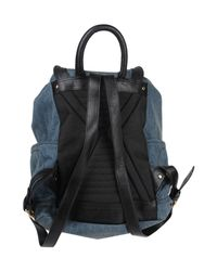 DIESEL - Blue Backpacks & Fanny Packs - Lyst