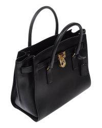 MICHAEL Michael Kors - Black Handbag - Lyst