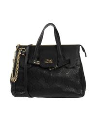 Secret Pon-pon - Black Handbag - Lyst