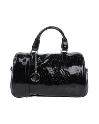 Armani Jeans - Black Handbag - Lyst