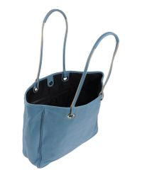 Pinko - Blue Shoulder Bag - Lyst