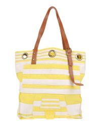 Elliot Mann | Yellow Shoulder Bag | Lyst
