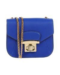 Ab Asia Bellucci - Blue Cross-body Bag - Lyst