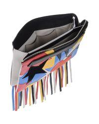 MSGM - Black Handbag - Lyst