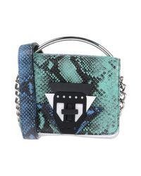 MSGM Green Handbag