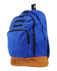 Marc By Marc Jacobs   Blue Backpacks & Bum Bags   Lyst