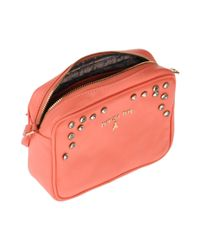 Patrizia Pepe - Pink Cross-body Bag - Lyst