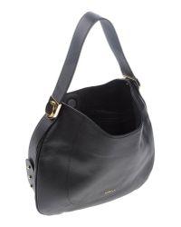 Furla | Black Shoulder Bag | Lyst