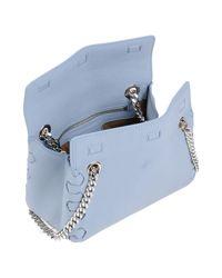 Roberto Cavalli   Blue Cross-body Bag   Lyst