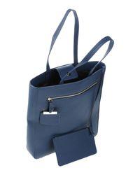 Elisabetta Franchi - Blue Handbag - Lyst