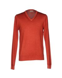 Napapijri | Red Jumper for Men | Lyst