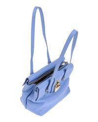 Patrizia Pepe - Blue Shoulder Bag - Lyst