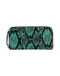 Angel Jackson - Green Wallet - Lyst
