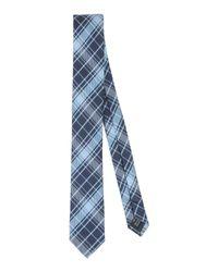 Renato Balestra - Blue Tie for Men - Lyst