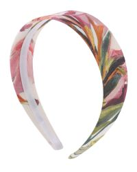 Dolce & Gabbana - Pink Hair Accessory - Lyst