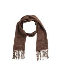 Timberland - Brown Oblong Scarf - Lyst