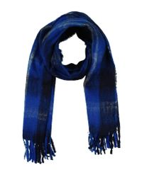 Marc By Marc Jacobs | Blue Scarf | Lyst